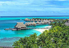 Kealani Health Bora Bora Villa