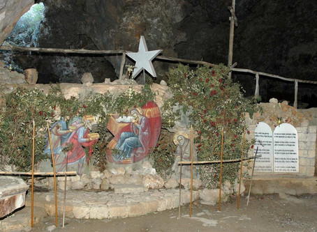 St John the Hermit Cave