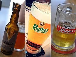 The Cretan beer