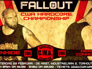 Hardcore Title Clash!