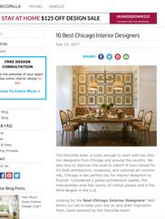 Decorilla - 10 Best Chicago Interior Designers