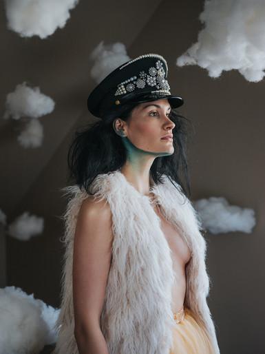 Makeup : Victoria Chiron