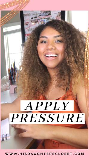 Apply Pressure Sis