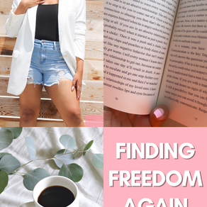 Finding Freedom Again