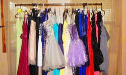 Prom Dress Drive was great! We received