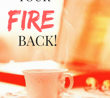 5 Tips to Getting Your Fire BACK!