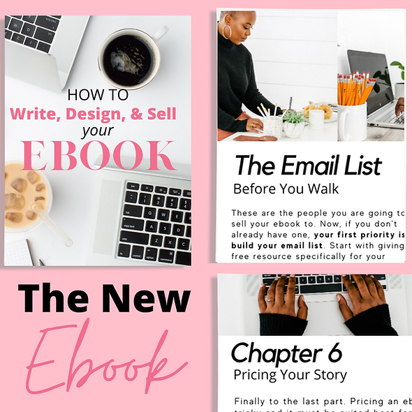 How To Write Design & Sell Your Ebook