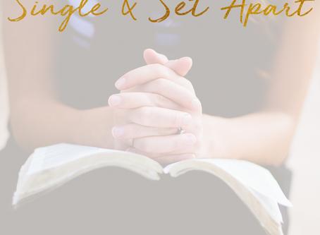 Content In Singleness