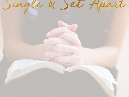 Content In Singleness