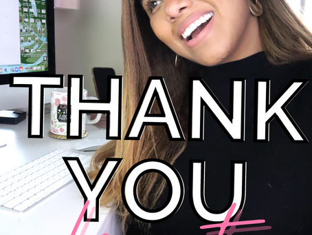 Thank You, Next (5 things breakups taught me!)