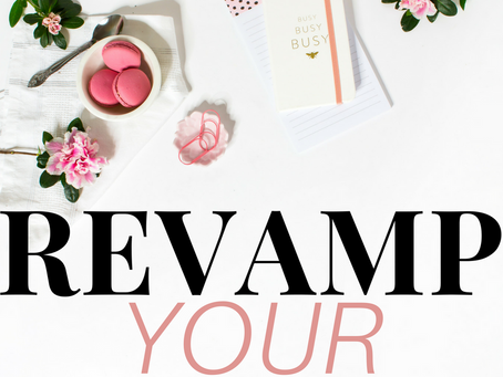Revamp Your Life