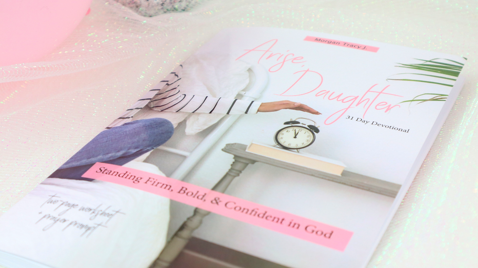 Arise Daughter E-Book/Printable