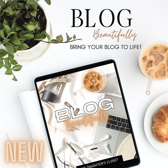 Blog Beautifully | Bring Your Blog to Life E-Book
