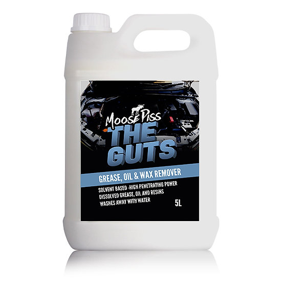 Moose Piss THE GUTS - Engine Cleaner 5L
