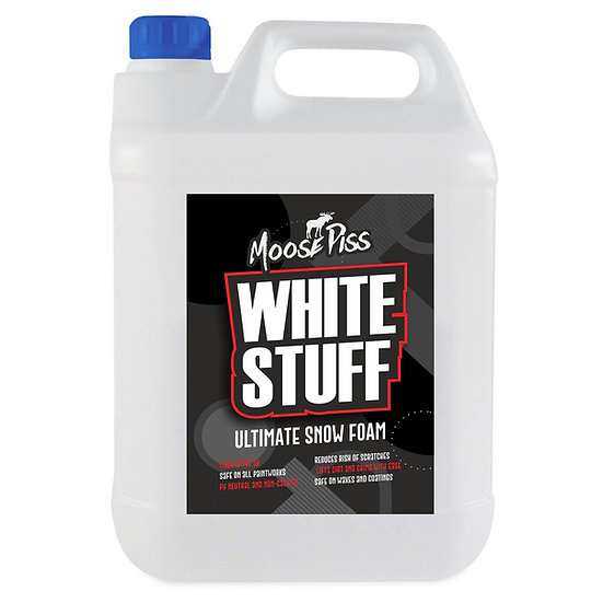 Moose Piss White Stuff 5L (Snow Foam)