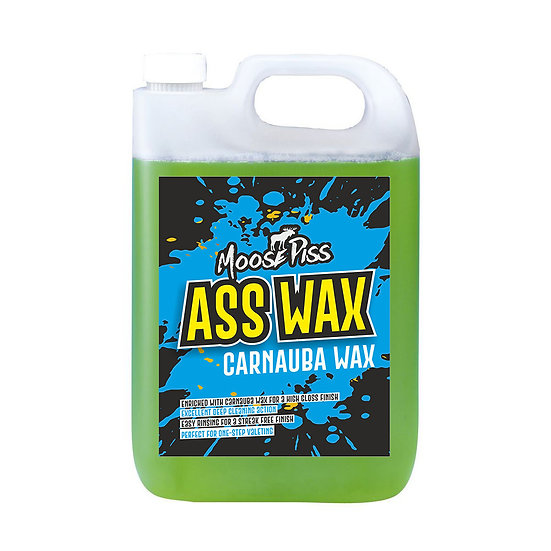 Moose Piss Ass Wax (Wash & Wax) 5L