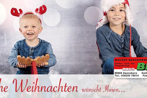 Gutschein Weihnachten 50€