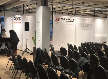 Händlerschulung Tech & Sales 2019 bei PEXCO in Schweinfurt
