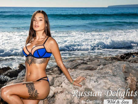Russian Delights / Miss Sheera