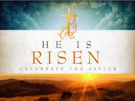 Easter Means Life; Easter Shows Love