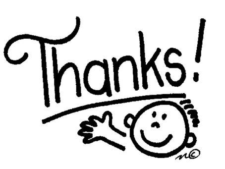 Thank Someone This Week