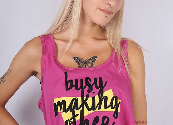 Γυναικείο T-shirt Pink Woman