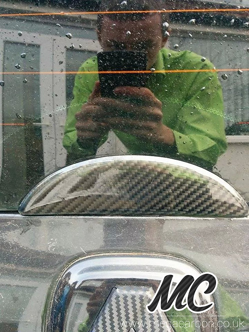 RENAULT CLIO 172/182/MK2 CARBON FIBRE REAR WIPER BLANK
