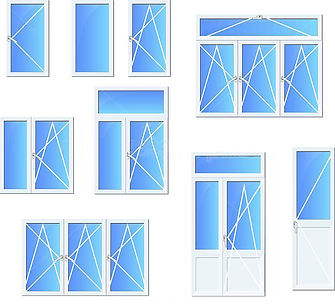 Baltic vinduer