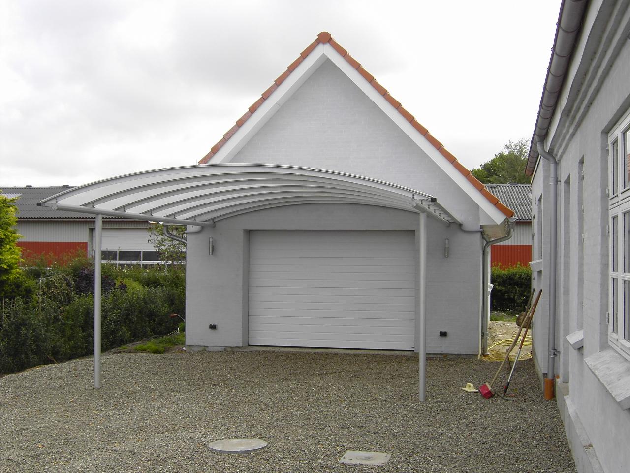 Carport fra Win-Door