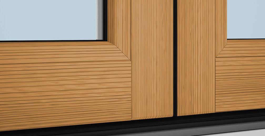 SL97 foldedør fra Win-Door