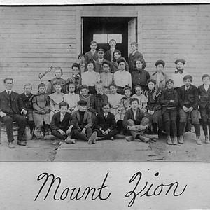 Mt. Zion School Dist. Records