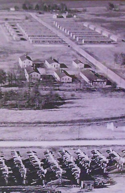 WWII View of Mt. Zion Cemetery