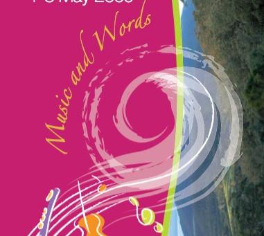 """""""Music & Words"""" 2009 Festival"""