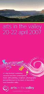 """Inaugural Festival"" 2007"