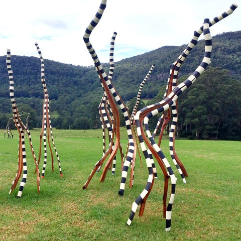Sculpture in the Valley
