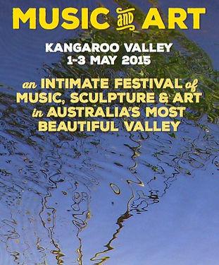"""""""Music & Art"""" 2015 Festival"""