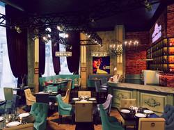 Итальянский ресторан SANREMO