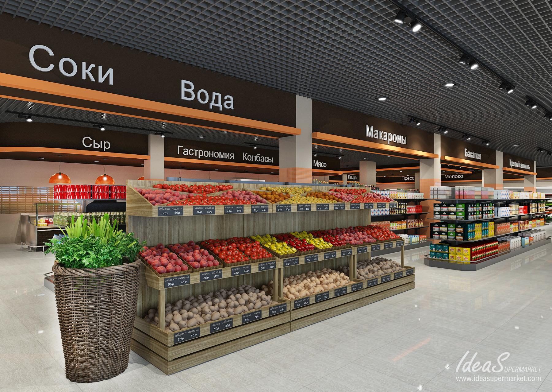 """Супермаркет """"Провиант"""""""