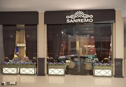Открытая площадка ресторана SANREMO