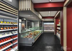 Дизайн супермаркета в Сочи