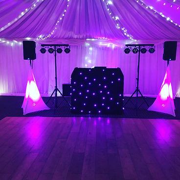 DJ Setup Pink