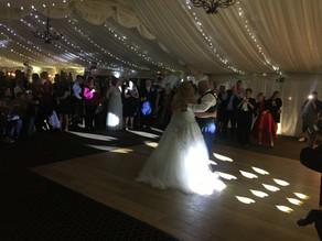 Annie & Jason's Wedding Reception Audleys Wood Hotel Basingstoke 8th February 2020