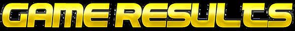 NLASVG  GAME RESULTS logo