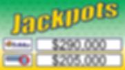 website and app Jackpot Amount master te