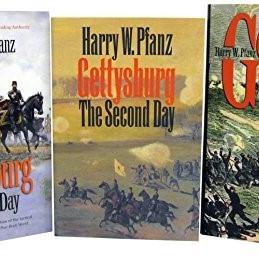 The Gettysburg Trilogy by Harry W Pfanz
