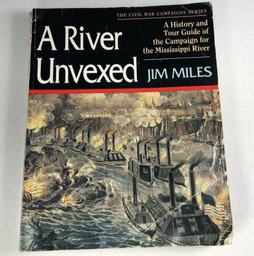 A River Unvexed by Jim Miles