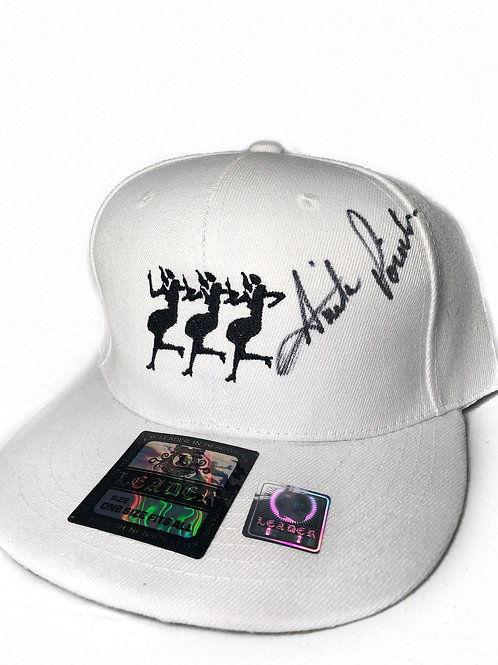 Autographed Pointer Sister Hat