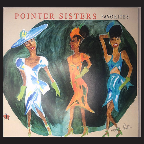 The Pointer Sisters Favorites (CD)