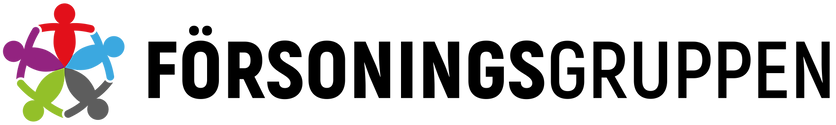 försoningsgruppen full logga mörkgra s