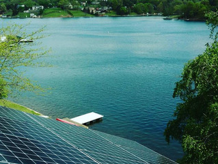 Lake-Front 14KW Array